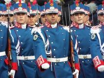 Celebrazione di festa nazionale della Romania, il 1° dicembre 2015 Immagine Stock Libera da Diritti
