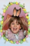 Celebrazione di festa Pasqua felice primavera Immagine Stock Libera da Diritti