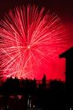 Celebrazione di fine d'anno Immagine Stock