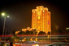 Celebrazione di indipendenza a Islamabad Fotografia Stock Libera da Diritti
