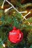 Celebrazione di Natale Fotografie Stock Libere da Diritti