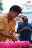 Celebrazione di Wesak Fotografia Stock Libera da Diritti