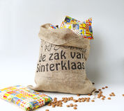Celebrazione olandese di Sinterklaas Fotografie Stock