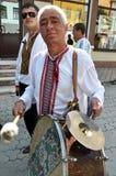 Celebrazione ricamo e del borscht_11 Fotografia Stock