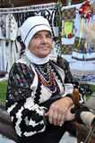 Celebrazione ricamo e del borscht_13 Fotografia Stock Libera da Diritti