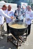 Celebrazione ricamo e del borscht_18 Fotografia Stock Libera da Diritti