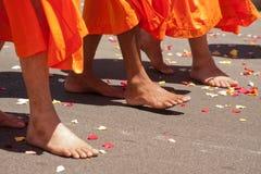 Celebrazione sikh della gente Fotografie Stock