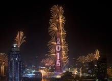 Celebrazioni di nuovo anno fotografia stock libera da diritti