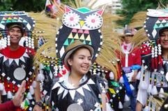 Celebrazioni multiculturali di giorno del Canada Fotografia Stock Libera da Diritti