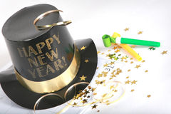 Celebre el Año Nuevo Imagen de archivo libre de regalías