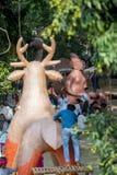 Celebre el Año Nuevo bengalí próximo Fotos de archivo