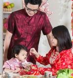 Celebre el Año Nuevo chino Imágenes de archivo libres de regalías