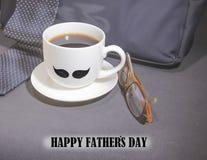 Celebre el día de padre Imágenes de archivo libres de regalías