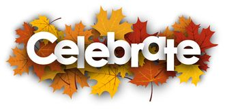 Celebre el fondo con las hojas de arce libre illustration