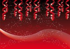 Celebre la Navidad stock de ilustración
