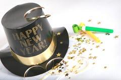 Celebri il nuovo anno Immagine Stock Libera da Diritti