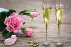 Celebri l'amore fotografie stock libere da diritti