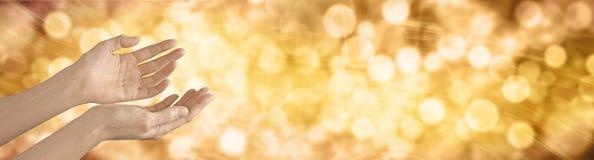 Celebri l'insegna di ringraziamento Fotografie Stock