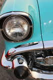 Celebrity classic car shows- Vintage car tours Royalty Free Stock Photography