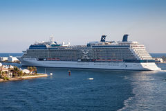 Celebrity Cruise Lines Royalty Free Stock Images