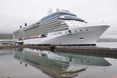 Celebrity Eclipse Stock Photography