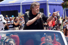 Celebrity Guest Mark Hamill during Star Wars Weekends 2014 Royalty Free Stock Photos