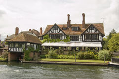 Celebrity Home of singer Vince Hill, Berkshire Stock Images