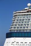 Celebrity Reflection cruise ship Stock Images