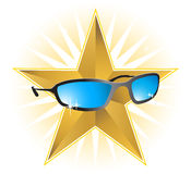 Celebrity Shades Stock Photo