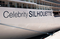 Celebrity Silhouette Stock Photos