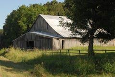Celeiro 1 de Arkansas Imagens de Stock