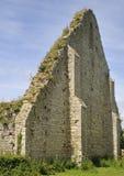 Celeiro de dízima medieval da granja de St Leonards Foto de Stock