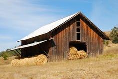 Celeiro de Dixonville Imagem de Stock