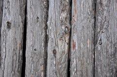 Celeiro de madeira velho Imagem de Stock