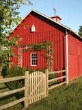 Celeiro de Middleburg Virgínia Fotos de Stock Royalty Free