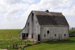 Celeiro de Midwest Fotos de Stock