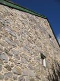 Celeiro de pedra de Amish fotografia de stock royalty free