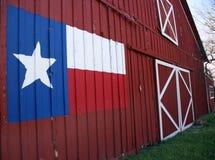 Celeiro de Texas Foto de Stock Royalty Free