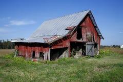 Celeiros de Tennessee Fotos de Stock