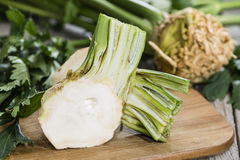 Celeriac Stock Photo