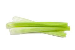 Celery isolated Stock Photos