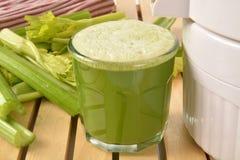 Celery juice Royalty Free Stock Photo