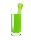 Celery juice Stock Photography
