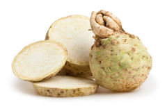 Celery root Stock Photography