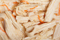 Celery salad Stock Photos