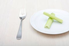 Celery sticks Royalty Free Stock Images