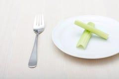 Celery sticks Royalty Free Stock Images