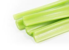 Celery Sticks Royalty Free Stock Image