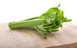 Celerys no fundo branco Imagem de Stock