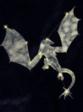 Celestial Dragon ilustração stock